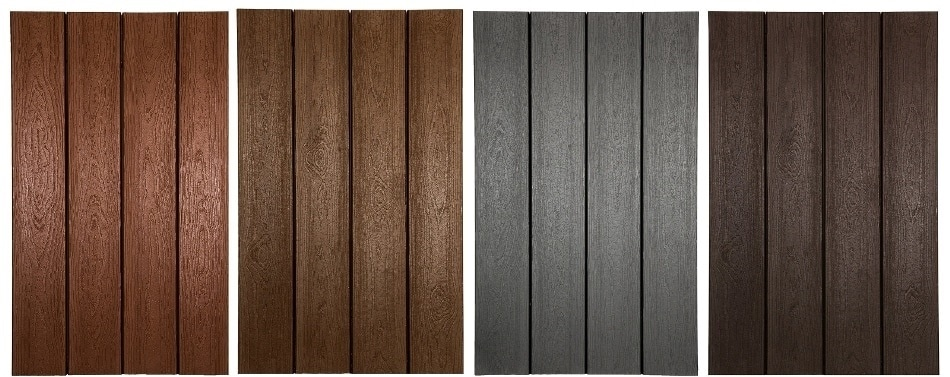 TAMKO Offers Exclusive Color Options for New Envision Expression Line of Capped Decking Boards