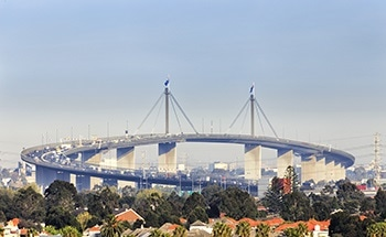The Western Link Section of the Melbourne City Link Project will Provide a Highway to the Future