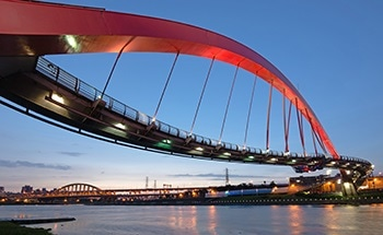Different Bridges in Asia – from Galvanizers Association of Australia