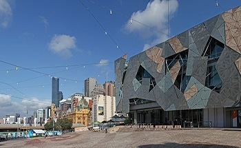 Architecture of Federation Square – from Galvanizers Association of Australia