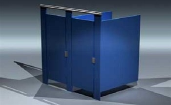 Timber Replacement Panels for Restroom Applications
