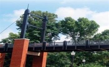 Creating a Composite Bridge Deck for a Suspension Bridge