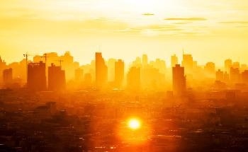 Cool Roofs and Islands: Simple Solutions to Protect Cities from Rising Heat