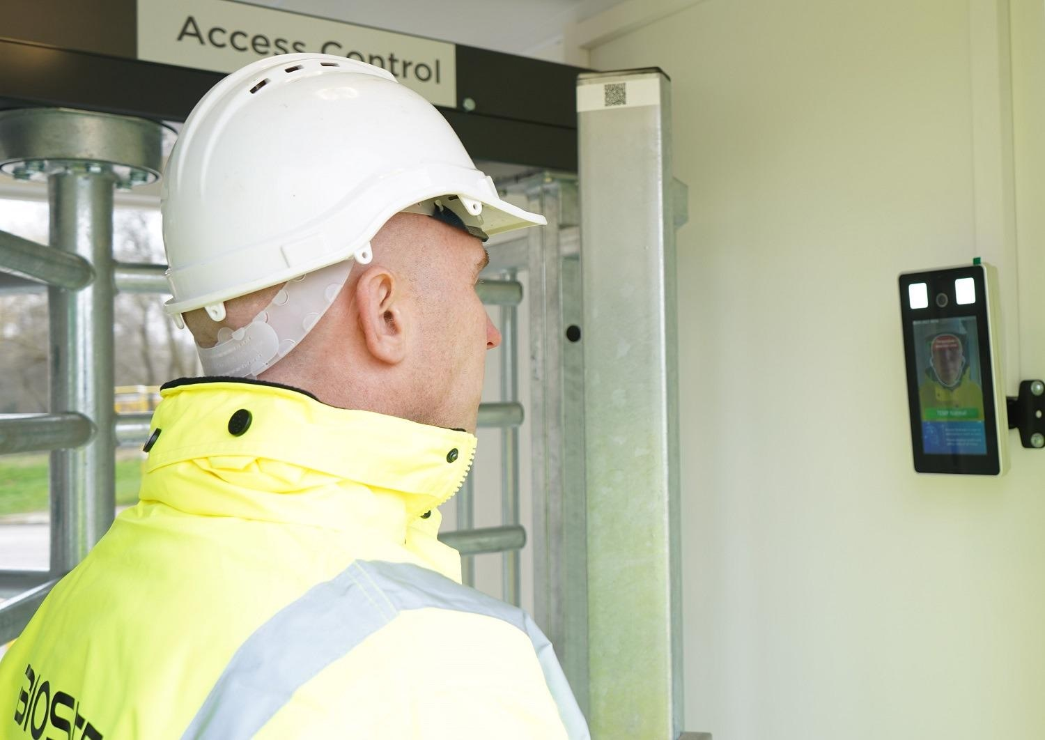 Robertson Introduce Facial Recognition Technology on UK's First National Robotarium Site