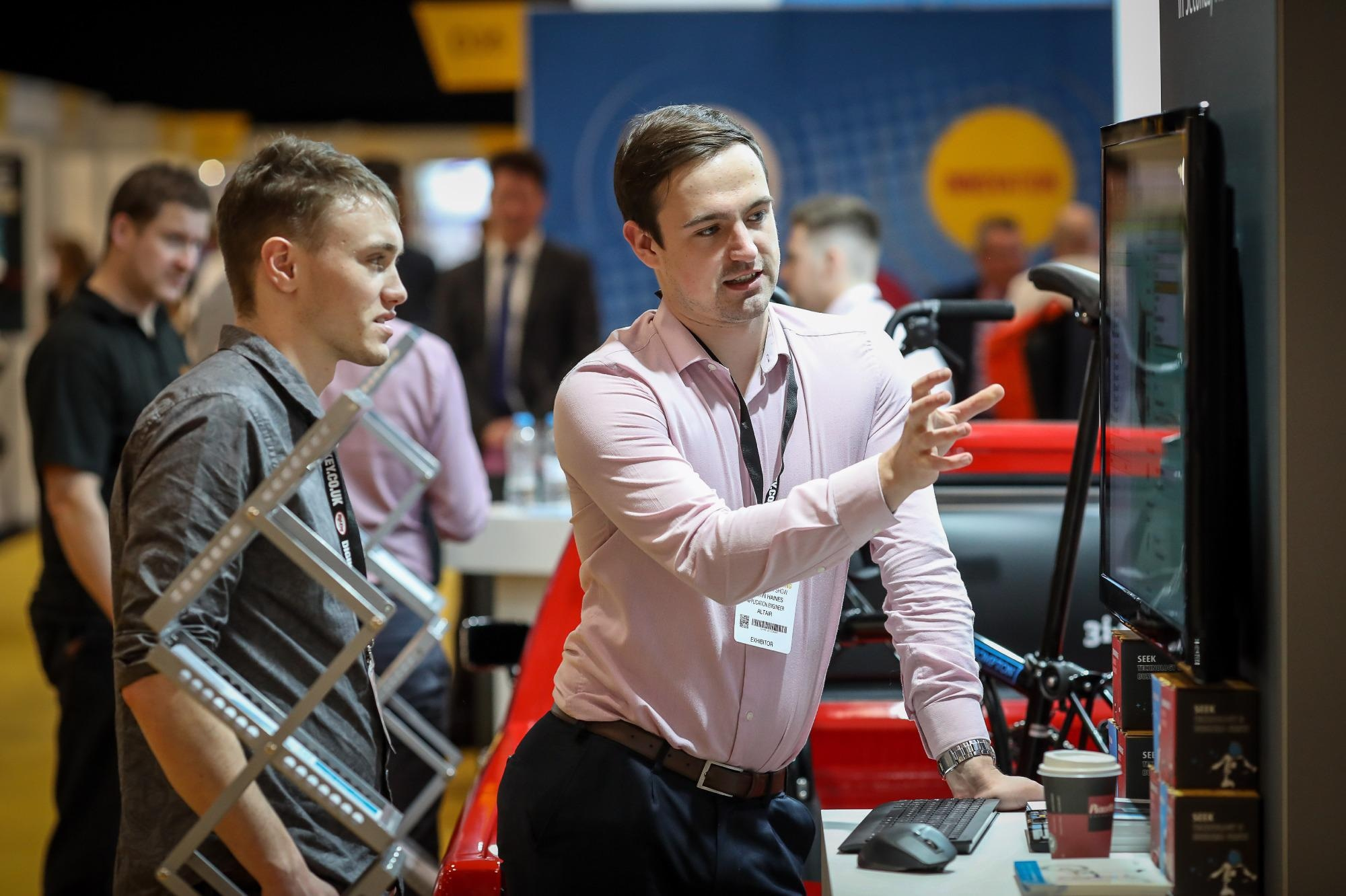 Registration Opens for the 9th Edition of the Engineering Design Show (EDS): The Leading Event for UK Design Engineers