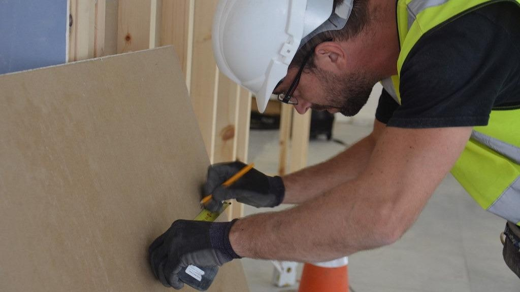 Bio-Degradable Plasterboards Developed Using Bacteria-Based Technology