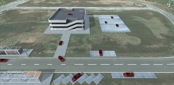 Work on UK's First Test Centre for Automated Parking Gears Up in the Midlands