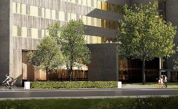Peab Builds Healthcare Building in Ängelholm