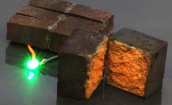 Study Shows How Red Bricks can be Converted into Energy Storage Device