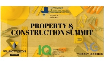 Award Winning Construction Software Company EasyBuild UK attend the Property & Construction Summit