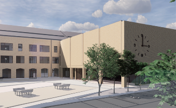 Peab Builds New Elementary School in Barkarbystaden