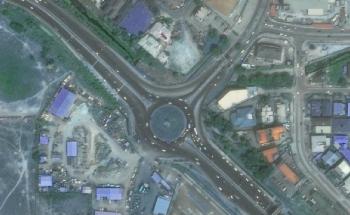 路线硕士为非洲巨大的非洲公共交通工具建立一体的公共交通工具