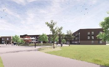 摩根SINDALL建筑被选为3600万英镑低碳白金郡中学的首选投标人