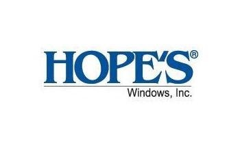 Hope's® One55™ Series Expanded to Include Doors and Operable Windows with Thermal Evolution™ Technology