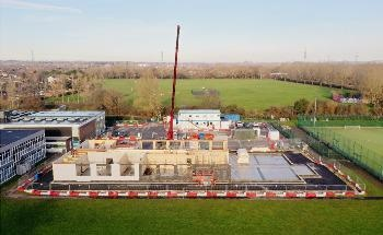 Morgan Sindall Construction Named Main Contractor to Deliver Two New School Projects Utilising Off Site Methods