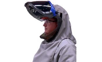 Cementex Announces New Lift-Front Hoods for Ultralight Series Arc Flash PPE