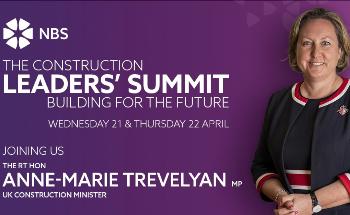 """安妮 - 玛丽特雷维斯坦,英国建筑部长在建筑领导人峰会""""未来建筑""""中宣布为主题演讲者'"""