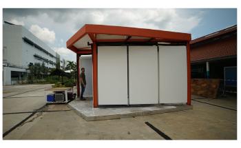 冷却面板可以取代AC并防止室内疾病传输