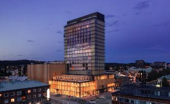 20 Storey Sara Cultural Centre Now Open - One of the World's Tallest Timber Buildings to Date