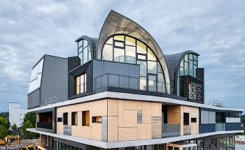 Study Combines Medieval Building Principles with Futuristic Construction Techniques