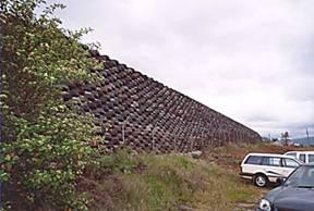 E Wall System at Kembla Grange