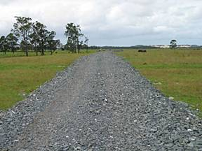 Completed Ecoflex E Pave - Energy Australia Project