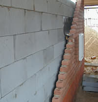AZoBuild - Building Technology - Celcon Solid External Walls