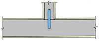 AZoBuild - Building Technologies - bonding of Celcon Aircrete blocks at Wall junctions